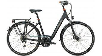 Diamant Ubari Legere 28 Trekking bici completa Señoras-rueda Tief tamaño 50cm tiefschwarz color apagado Mod. 2016