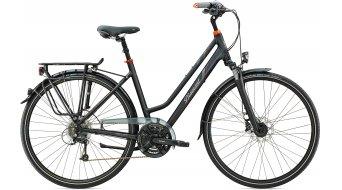 Diamant Ubari Legere 28 Trekking bici completa Señoras-rueda Wiege tiefschwarz color apagado Mod. 2016