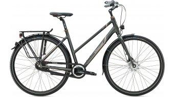 Diamant Ubari Opal 28 Trekking bici completa Señoras-rueda GOR kohle color apagado Mod. 2016
