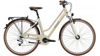 Diamant Ubari Villiger 28 Trekking bici completa Señoras-rueda Wiege beige Mod. 2016