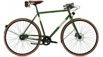 Diamant 131 28 City bici completa Caballeros-rueda piniengrün Mod. 2016