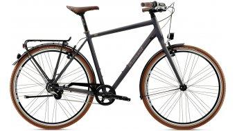 Diamant 885 H 28 City bici completa Caballeros-rueda mineralgrau Mod. 2017