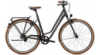 Diamant 885 W 28 City bici completa Señoras-rueda mineralgrau Mod. 2017