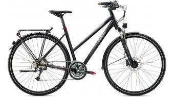 Diamant Elan Sport 28 Trekkingbike Komplettbike Damen-Rad GOR tiefschwarz Mod. 2016