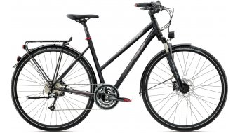 Diamant Elan Sport 28 Trekkingbike bici completa Señoras-rueda GOR tiefschwarz Mod. 2016
