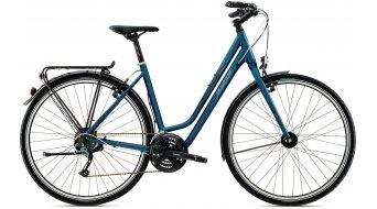 Diamant Elan 28 Trekkingbike Komplettbike Damen-Rad Wiege estorilblau metallic Mod. 2016