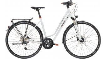 "Diamant Elan Deluxe W 28"" Trekking 整车 女士-Rad 型号 白色 款型 2018"