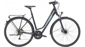 Diamant Elan Legere W 28 Trekking bici completa Señoras-rueda tiefschwarz Mod. 2017