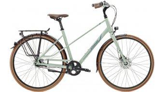 Diamant Opal G 28 Trekking bici completa Señoras-rueda moreagrün Mod. 2017