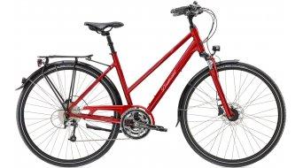Diamant Ubari Esprit G 28 Trekking bici completa Señoras-rueda indischrot metallic Mod. 2017