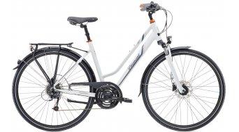 Diamant Ubari Legere W 28 Trekking bici completa Señoras-rueda tamaño 50cm blanco(-a) Mod. 2017