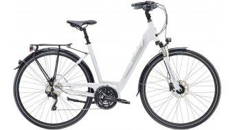 Diamant Ubari Sport T 28 Trekking Komplettbike Damen-Rad weiss Mod. 2017