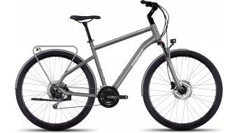 Ghost Square Trekking 4 AL Trekkingbike 整车 型号 S urban gray/silver gray 款型