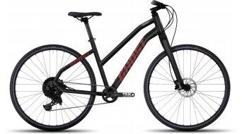 Ghost Square Cross 5 AL Fitnessbike 整车 女士-Rad 型号 black/monarch 橙色/urban gray 款型 2017