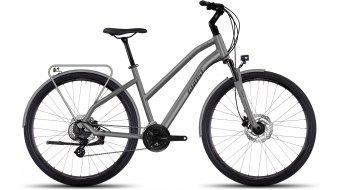 Ghost Square Trekking 1 AL Trekkingbike 整车 女士-Rad 型号 urban gray/black 款型 2017