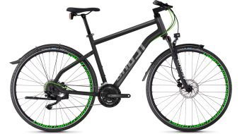 "Ghost Square Cross X 5.8 AL U 28"" Fitnessbike 整车 型号 S titanium grey/micro chip gray 款型 2018"