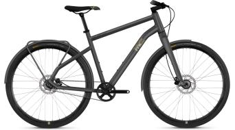 "Ghost Square Urban 3.8 AL 28"" Fitnessbike 整车 型号 urban gray/tan/night black 款型 2019"