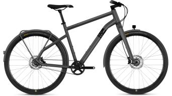 "Ghost Square Urban X7.8 AL 28"" Fitnessbike 整车 型号 urban gray/night black 款型 2019"