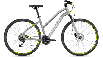 "Ghost Square Cross 1.8 AL W 28"" Fitnessbike 整车 女士-Rad 型号 款型 2018"