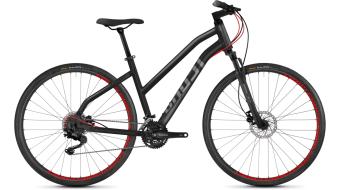 "Ghost Square Cross 4.8 AL W 28"" Fitnessbike 整车 女士-Rad 型号 titanium grey/micro chip gray 款型 2018"