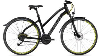 "Ghost Square Cross X5.8 AL W 28"" Fitnessbike 整车 女士-Rad 型号 titanium grey/micro chip gray 款型 2018"