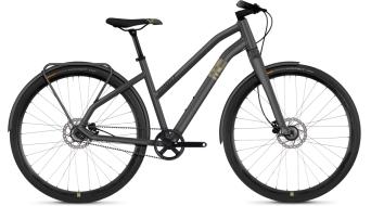 """Ghost Square Urban 3.8 AL W 28"""" Fitnessbike 整车 女士 型号 L urban gray/tan 款型 2019"""
