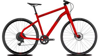 "Ghost Square Speedline 8.8 AL U 28"" Fitnessbike 整车 型号 riot red/night black 款型 2019"