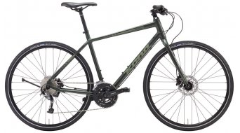 KONA Dew Deluxe 28 bici completa . green mod. 2017