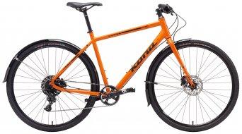 KONA Dr. Dew 28 bici completa . arancione mod. 2017