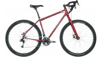 """Salsa Fargo X9 29"""" Reiserad komplett kerékpár ruby red 2016 Modell"""