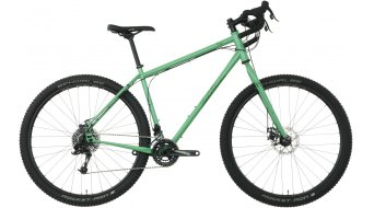 Salsa Fargo GX touring bicycle bike forest service green 2017