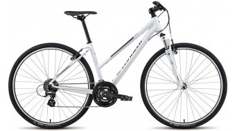 Specialized Ariel Step Through Fitnessbike Komplettbike Damen-Rad gloss white/silver/black Mod. 2016