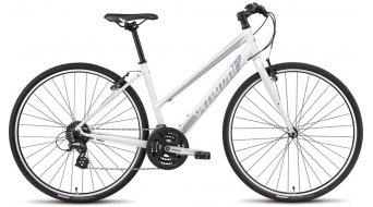 Specialized Vita Step Fitnessbike Komplettbike Damen-Rad white/silver/charcoal Mod. 2015