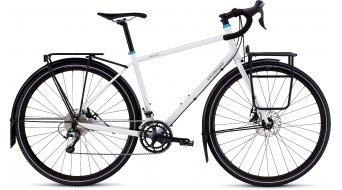 Specialized Awol Elite Reiserad Komplettbike Gr. L gloss dirty reflective white/satin sterling/blue ano Mod. 2016