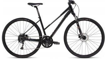 Specialized Ariel Sport Disc Fitnessbike Komplettbike Damen-Rad metallic black/silver/pearl coral/turquoise Mod. 2016
