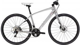 Specialized Vita Expert Carbon Disc 28 Fitnessbike Komplettbike Damen-Rad gloss platinum/micro pearl white/pink Mod. 2017