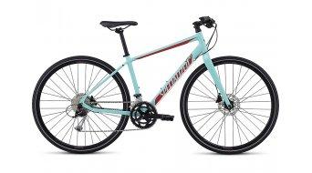 Specialized Vita Sport 28 Fitnessbike Komplettbike Damen-Rad light turquoise/nordic red/tarmac black Mod. 2017