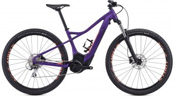 "Specialized Turbo Levo HT 29"" MTB(山地) E-Bike 女士 整车 型号 plum purple/acid lava 款型 2019"