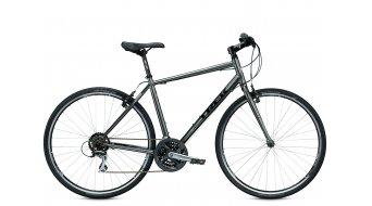 Trek 7.1 FX bici de fitness bici completa Trek charcoal Mod. 2016