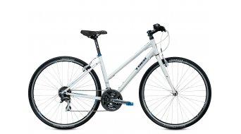Trek 7.2 FX WSD Fitnessbike bici completa da donna . seeglass crystal white mod. 2016