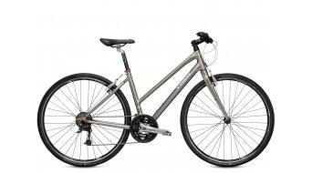 Trek 7.4 FX WSD Fitnessbike bici completa da donna mis. 38,1cm (15) platinum mod. 2016