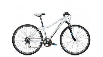 Trek Neko S WSD bici de fitness bici completa Señoras-rueda tamaño 35,6cm (14) seeglass crystal blanco Mod. 2016