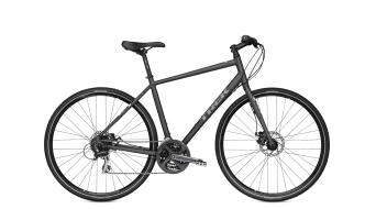 Trek Allant 7.2 Fitnessbike komplett kerékpár Méret 57.2cm (22.5) matte dnister black 2016 Modell