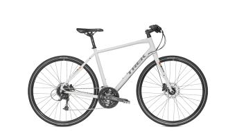 Trek Allant 7.4 Fitnessbike bici completa mis. 44.5cm (17.5) crystal white mod. 2016
