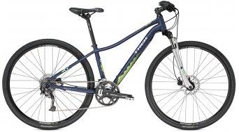 Trek Neko SL WSD bici de fitness bici completa Señoras-rueda tamaño 35.6cm (14) matte navy Mod. 2016