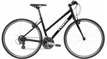Trek FX 1 Stagger WSD bici de fitness bici completa Señoras-rueda trek negro Mod. 2017