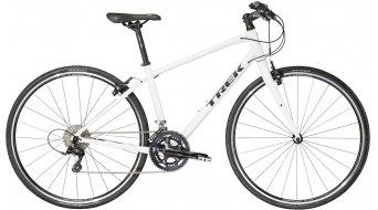 Trek FX S 4 WSD bici de fitness bici completa Señoras-rueda tamaño 38cm (15) crystal blanco Mod. 2017