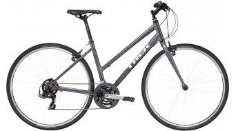 Trek FX Stagger WSD bici de fitness bici completa Señoras-rueda metallic charcoal Mod.