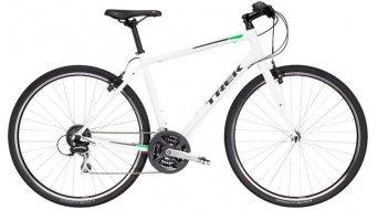 Trek FX 2 Fitnessbike 整车 型号 Trek white 款型 2018