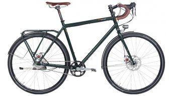 Tout Terrain 5th Avenue GT Rohloff 28 Reiserad Custom bici completa